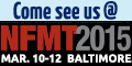 See us at NFMT 2014