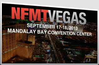 NFMTVEGAS - October 11-12 Mirage Events Center