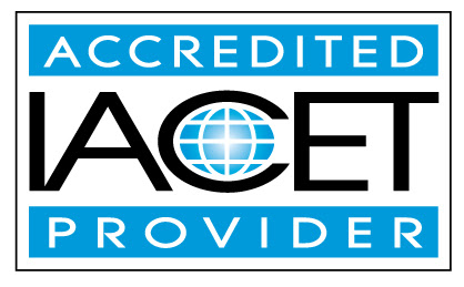 Accredited IACET Provider