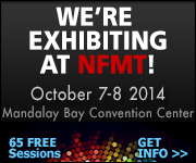 See us at NFMT Vegas 2014