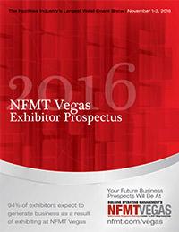 NFMT Vegas 2016 Prospectus