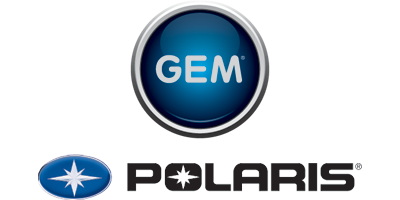 Global Electric Motorcars logo