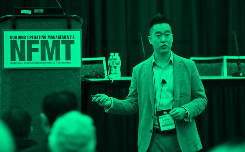 speaking at NFMT