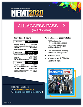 NFMT2020 All Access Pass