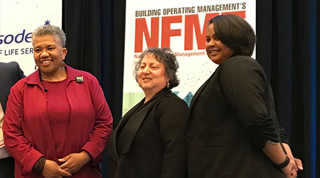 Women in FM at NFMT