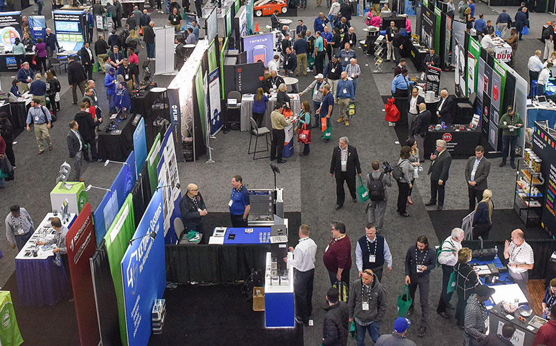 NFMT Expo Hall