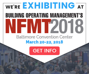 We're Exhibiting at NFMT 2018 - 300x250 pixels