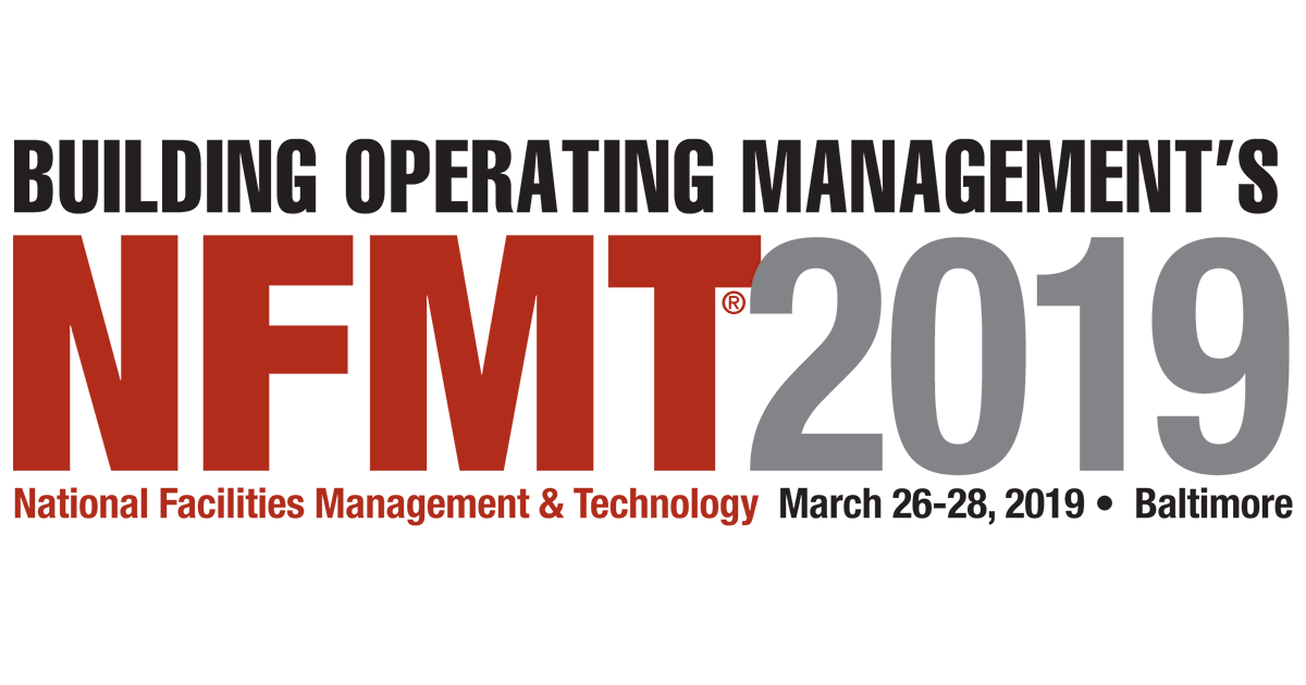 Facilities Conference: NFMT- Facilities Conference and Expo For Building And Maintenance Managers