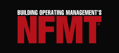 Building Operating Management's NFMT Logo