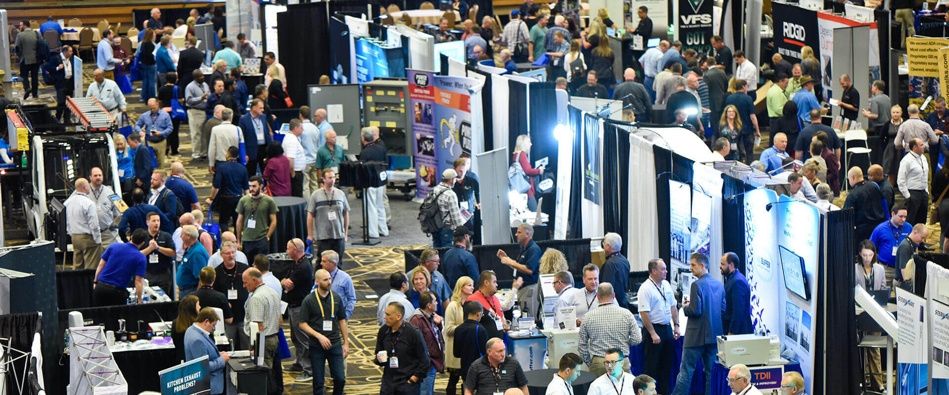 Exhibiting Information - NFMT Orlando 2019