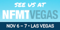 We're Exhibiting at NFMT Vegas